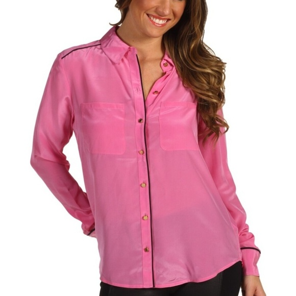Juicy Couture Tops - Juicy Couture silk top.